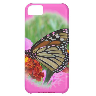 Monarch Butterfly Case For iPhone 5C