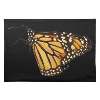 Monarch Butterfly Cloth Placemat
