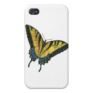 Monarch Butterfly Cover For iPhone 4