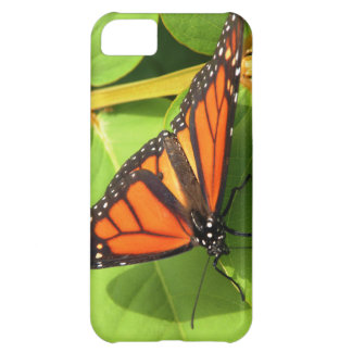Monarch Butterfly Cover For iPhone 5C