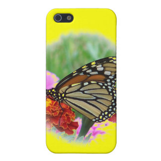 Monarch Butterfly Cover For iPhone SE/5/5s