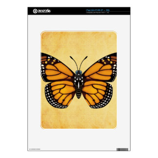 Monarch Butterfly Decals For iPad