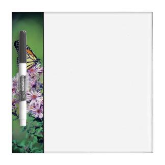 Monarch Butterfly Dry Erase Board