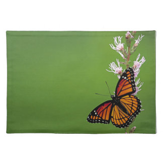 Monarch Butterfly Gradient Cloth Placemat