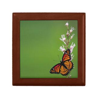 Monarch Butterfly Gradient Keepsake Box