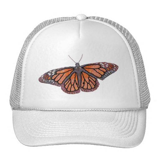 Monarch Butterfly Image 1 Hat