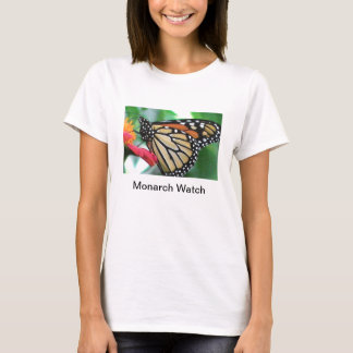 Monarch Butterfly Image for Nature Lovers T-Shirt