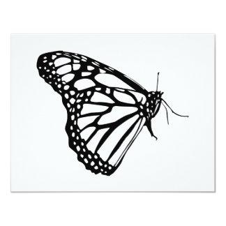 Monarch Butterfly Custom Announcements