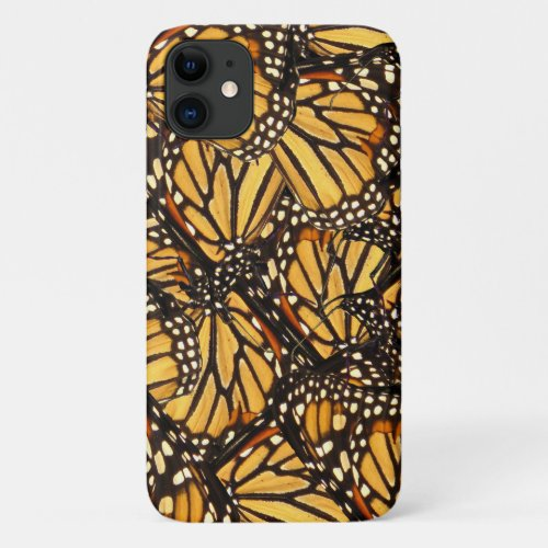 Monarch Butterfly iPhone 11 Case Phone Case