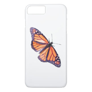 Monarch Butterfly iPhone 7 Plus case