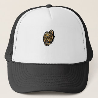 Monarch Butterfly , Just Landed Trucker Hat