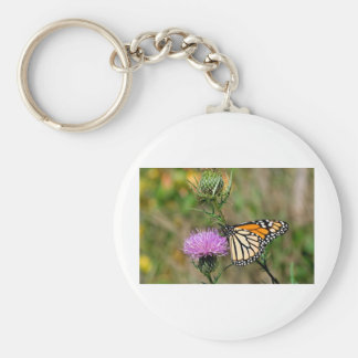 Monarch Butterfly Keychains