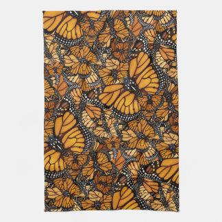 Superior Monarch Butterfly Kitchen Towel