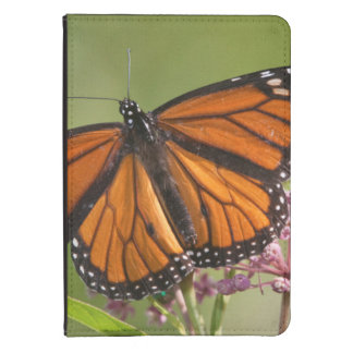 Monarch Butterfly male on Swamp Milkweed Kindle Touch Case