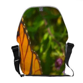 Monarch Butterfly Messenger Bags