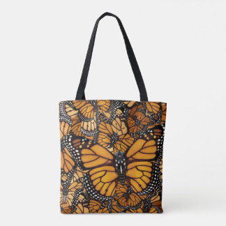 Monarch Butterfly Migration Tote Bag