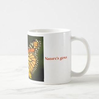 monarch butterfly mug by tasullivan