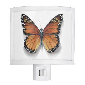 Monarch Butterfly Night Light