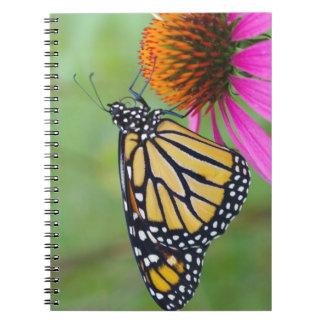 Monarch Butterfly Notebook