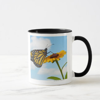 Monarch Butterfly on a Black Eyed Susan Mug