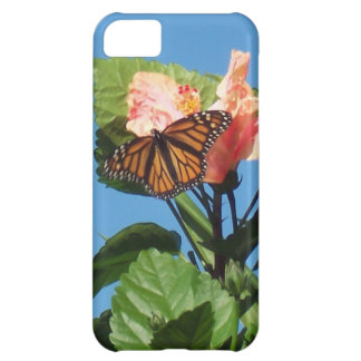 Monarch Butterfly on Flower iPhone 5C Cover