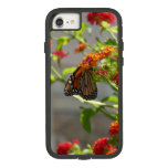 Monarch Butterfly on Red Butterfly Bush Case-Mate Tough Extreme iPhone 7 Case