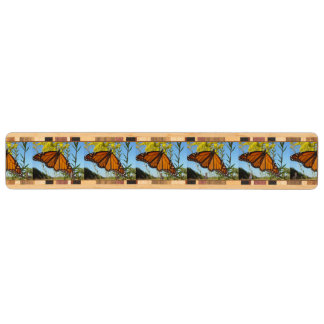 Monarch butterfly on yellow flower pretty colors key rack