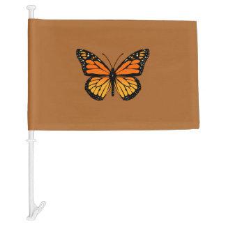 Monarch Butterfly Original Car Flag