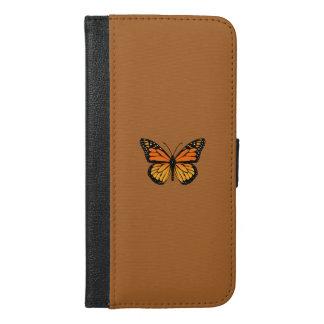 Monarch Butterfly Original iPhone 6/6s Plus Wallet Case