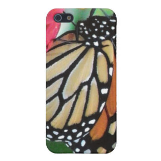 Monarch Butterfly Picture iPhone SE/5/5s Case