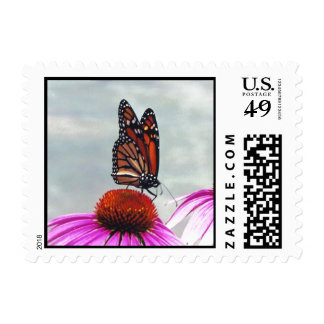 Monarch Butterfly - postage