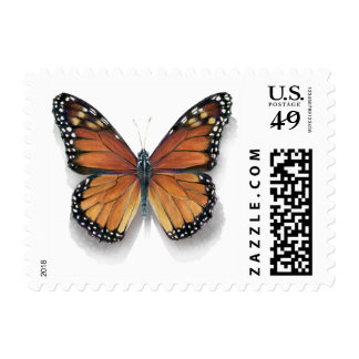 Monarch Butterfly Postage