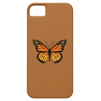 Monarch Butterfly Print iPhone SE/5/5s Case