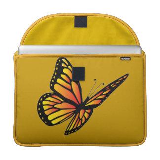 Monarch butterfly Rickshaw Flap Sleeve
