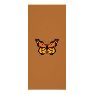 Monarch Butterfly Sensation Rack Card