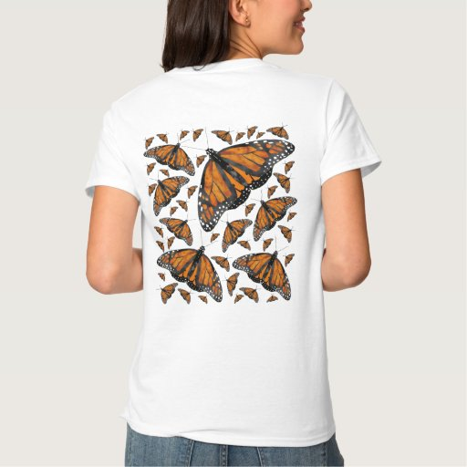 Monarch Butterfly Shirts