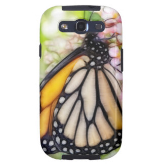 Monarch Butterfly Sipping Nectar Samsung Galaxy SIII Covers