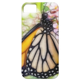 Monarch Butterfly Sipping Nectar iPhone SE/5/5s Case