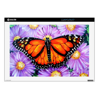 Monarch Butterfly Laptop Decals
