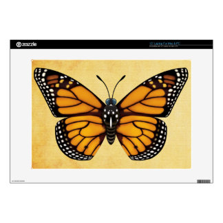 Monarch Butterfly Skins For Laptops