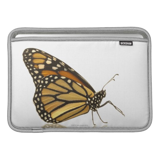 Monarch butterfly sleeve for MacBook air