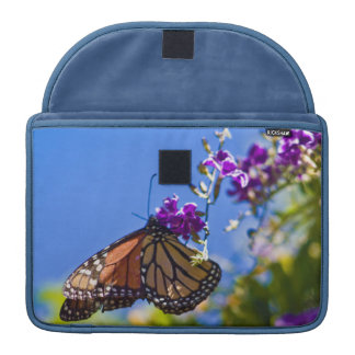 Monarch Butterfly Sleeve For MacBook Pro