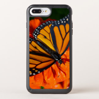 Monarch Butterfly Speck iPhone Case
