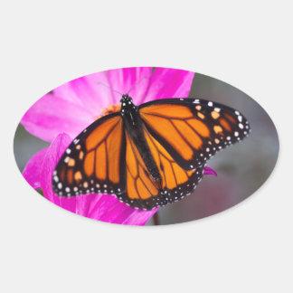 Monarch Butterfly Stickers