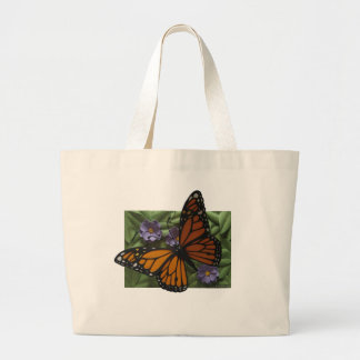 Monarch Butterfly Tote