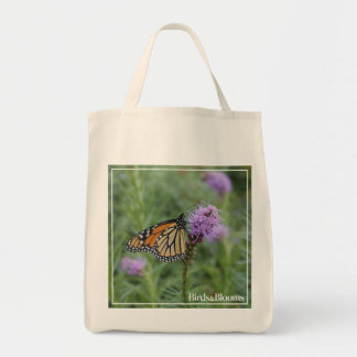Monarch Butterfly Tote Bag