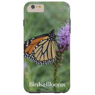 Monarch Butterfly Tough iPhone 6 Plus Case