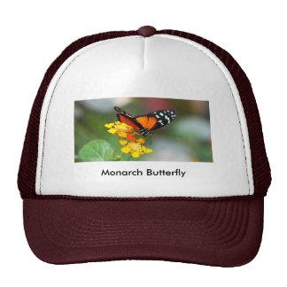 Monarch Butterfly Trucker Hat