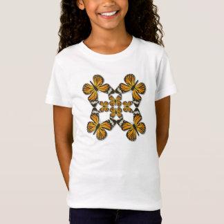 Monarch Butterfly Wheel T-Shirt