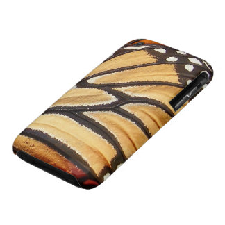 Monarch Butterfly Wing ~ iPhone 3 CaseMate Barely iPhone 3 Cases